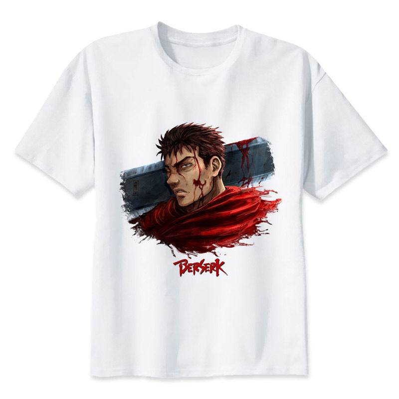 Berserk Anime T shirt