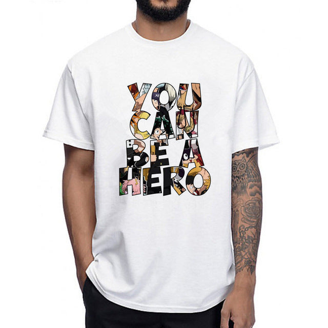 Boku No Hero - You Can Be A Hero T-Shirt My Hero Academia