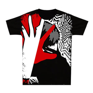Persona 5 - T Shirts Short Sleeve