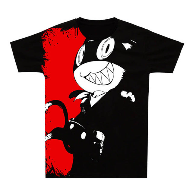 Persona 5 - Morgana T Shirt Short Sleeve