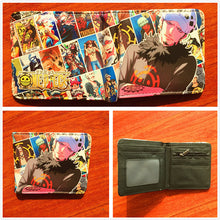 Anime Wallet - One Piece Trafalgar D Law Wallet