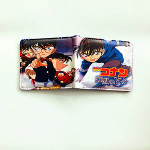Anime Wallet - Detective Conan, Case Closed Wallet