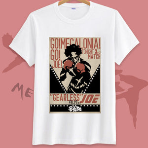 Megalo Box - Gearless Joe T-Shirt
