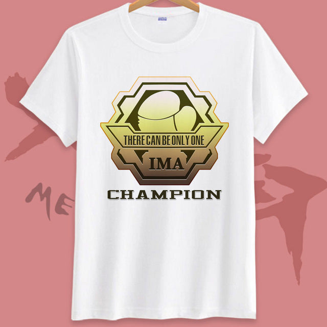 Megalo Box - IMA Champion There Can Only Be One T-Shirt