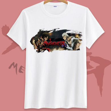 Megalo Box - Joe the underdog Vs Yuuri The Champion T-Shirt