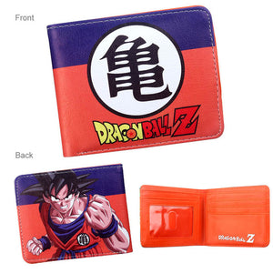 Anime Wallet- Dragon Ball Z Super Wallet