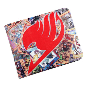Anime Wallet - Fairy Tail Wallet