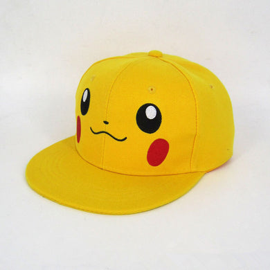 Anime Hat - Pokemon Go Team Pikachu Snapback