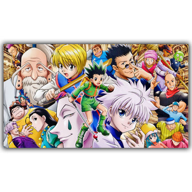 Hunter x Hunter The Hunter Exam Poster