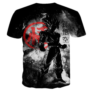 Dragon Ball Super Goku T Shirt