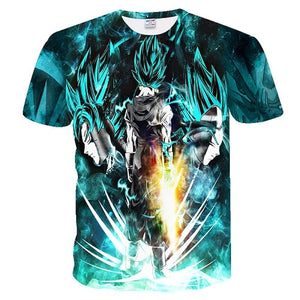 Dragon Ball Super Vegito T Shirt