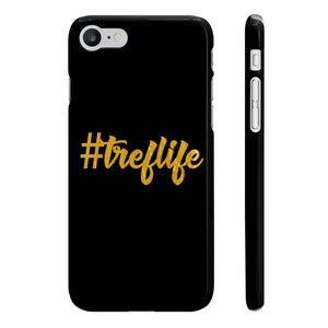 Phone Case Black - #treflife logo