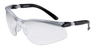 3M Bx Dual Readers 2.5 Diopter Safety Glasses