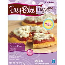 Easy Bake Ultimate Oven Cheese Pizza Mix Playset