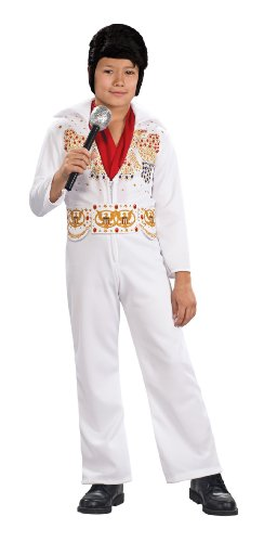 Elvis Child'S Costume, Large