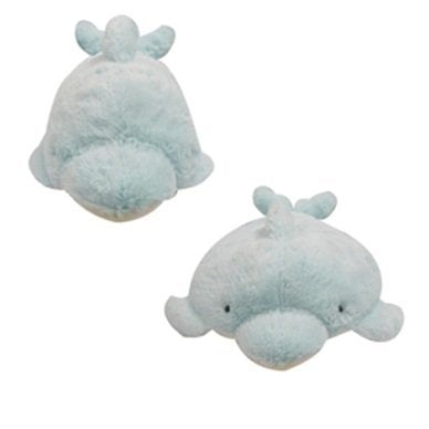Small Dolphin Pet Cushion Animal Pillow,  Plush &Amp; Plush  Brand, 11