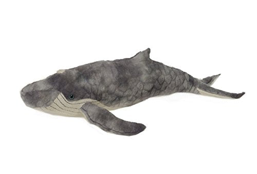 Humpback Whale Plush Stuffed Animal Toy By Fiesta Toys - 20