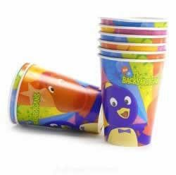 The Backyardigans Paper Cups, 8Ct