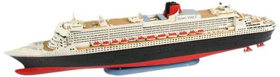 Revell 1/1200 Ocean Liner Queen Mary 2