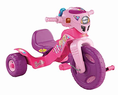 Fisher-Price Barbie Lights &Amp; Sounds Trike