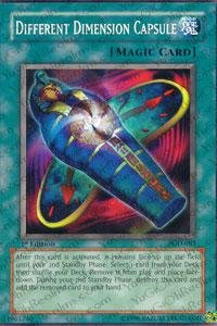 Yu-Gi-Oh! - Different Dimension Capsule (Pgd-083) - Pharaonic Guardian - 1St Edition - Common