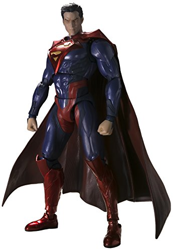 Bandai Tamashii Nations S.H. Figuarts Superman (Injustice Ver.) Injustice Action Figure