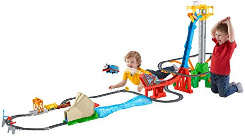 Fisher-Price Thomas & Friends Trackmaster Thomas' Sky-High Bridge Jump