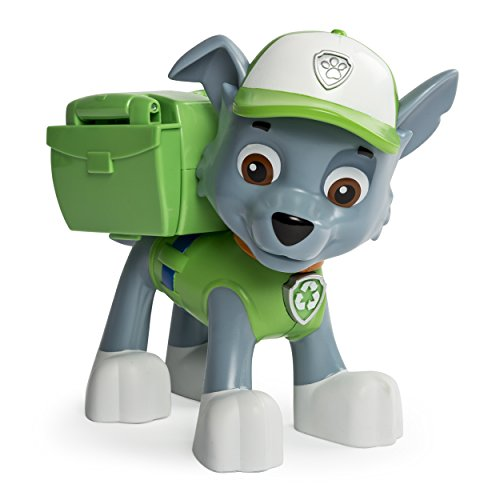 Paw Patrol Big Action Pup Toy, Rocky