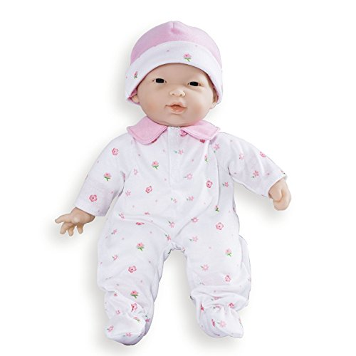 La Baby 11-Inch Asian Washable Soft Body Play Doll For Children 18 Months Or Older, Designed By Berenguer