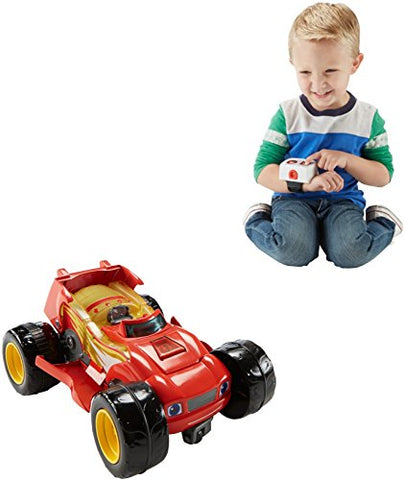 Fisher-Price Nickelodeon Blaze & The Monster Machines, Transforming R/C Blaze Vehicle