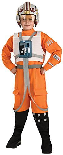 Star Wars Child'S X-Wing Pilot Costume, Large