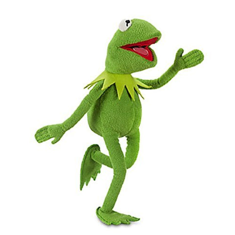 The Muppets Movie Kermit The Frog Disney Exclusive 16 Designer Plush Doll