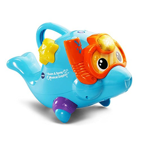 Vtech Swim & Spray Musical Dolphin