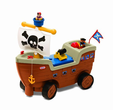 Little Tikes 2-In-1 Pirate Ship