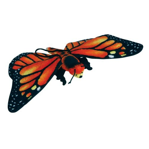 13 Monarch Butterfly Plush Stuffed Animal Toy By Animal Planet