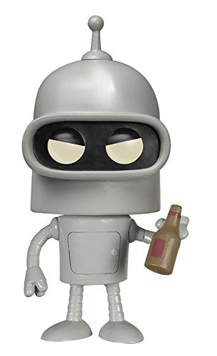Funko Pop Tv: Futurama - Bender Action Figure