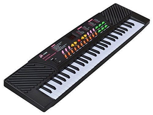 New 54 Keys Music Electronic Keyboard Kid Electric Piano Organ Record Playback W/Mic