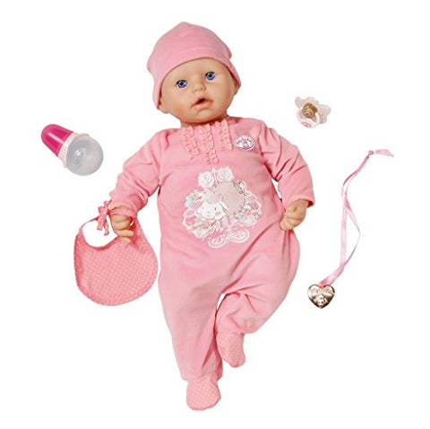 Baby Annabell 18 Doll, Version 9