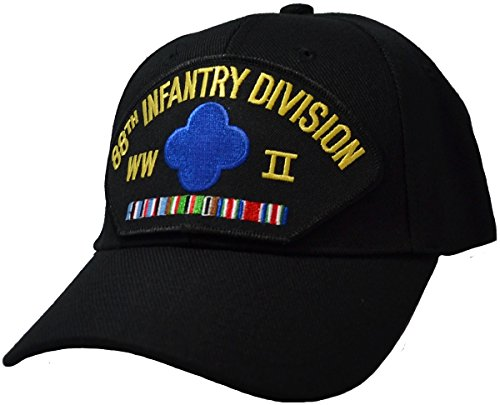 88Th Infantry Division World War Ii Veteran Cap