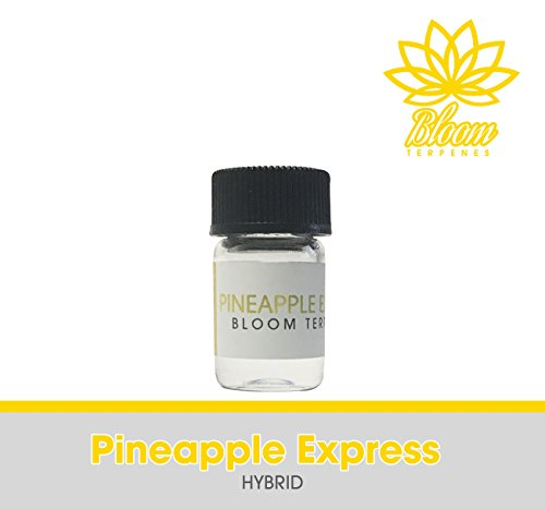 Bloom Terpenes - 1 Ml Pineapple Express Strain Specific Terpenes Profile Solution Concentrate