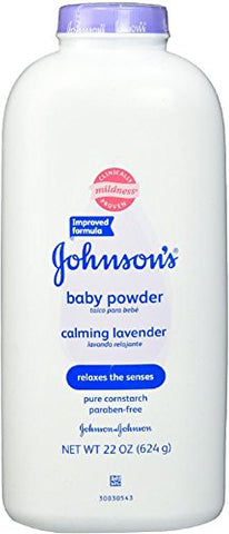 Johnson'S Baby Powder Calming Lavender 22 Oz