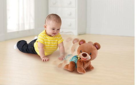 Vtech Explore And Crawl Learning Cub