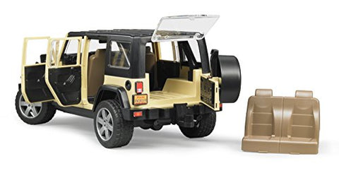 Bruder Jeep Wrangler Unlimited Rubicon