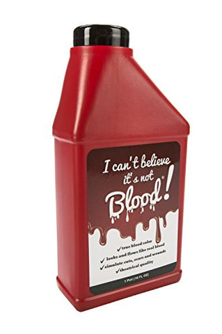 Maven: I Can'T Believe It'S Not Blood Fake Blood - 16 Oz.