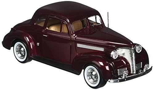 Motormax 1:24 1939 Chevrolet Coupe Vehicle, Assorted