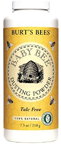 Burts Baby Bee Dusting Po Size 7.5Z Burts Baby Bee Dusting Powder 7.5Z