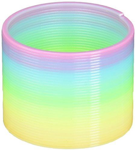 3 Glow In Dark Magic Spring (Compare To Slinky And Save) [Toy]