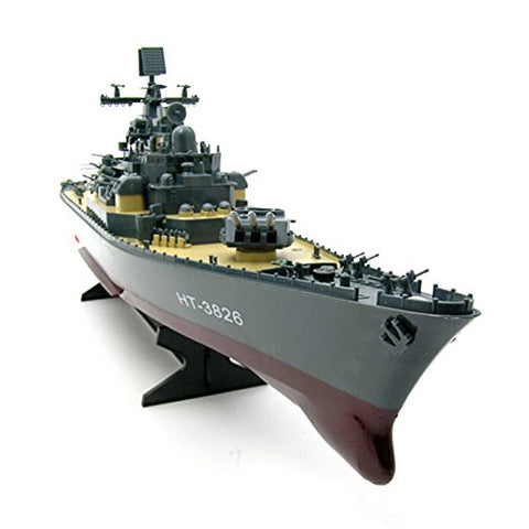 Uss Missouri Bb-63 Us Navy Battleship Rc Marine Warship 1/250 Military Model Boat By Poco Divo