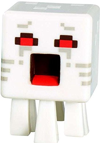 Minecraft Netherrack Series 3 Ghast 1  Mini Figure (Mattel Toys)