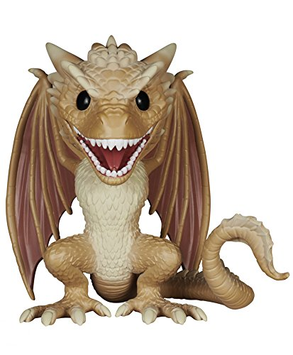 Funko Pop Game Of Thrones: Viserion 6 Action Figure